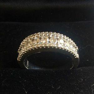 GREGG RUTH Diamond Wedding Ring Band ~2 Cts
